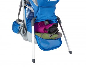 Thule Sapling Kindertrage Thule Blue – Bild 5
