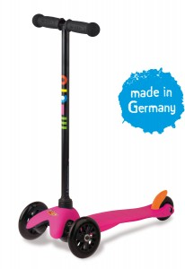 Mini Micro Kinderroller sporty Pink