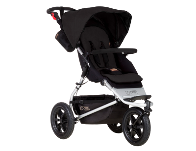 Mountain Buggy Urban Jungle 2018 Kinderwagen Black Neu – Bild 1