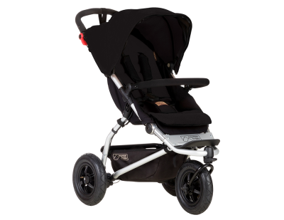 Mountain Buggy Swift V3.1 2018 Kinderwagen Black Neu – Bild 1