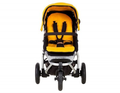 Mountain Buggy Swift V3.1 2018 Kinderwagen Black Neu – Bild 2