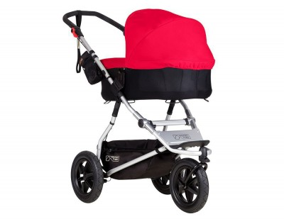 Mountain Buggy Urban Jungle 2017 Kinderwagen Coral – Bild 2