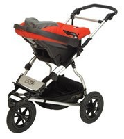 Travel System Mountain Buggy Clip 32 - ab 2015 – Bild 2