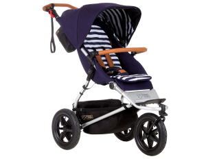 Mountain Buggy Urban Jungle 2017 NEW luxury collection bundle Nautical Neu – Bild 2