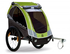 Burley Solo 2017 Kids Bike Trailer