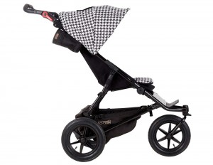 Mountain Buggy Urban Jungle Kinderwagen Pepita – Bild 2