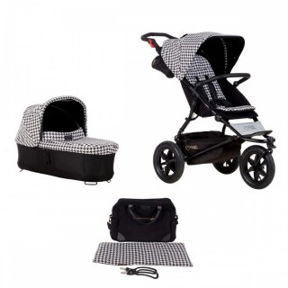 Mountain Buggy Urban Jungle 2017 NEW luxury collection bundle Pepita Neu – Bild 1