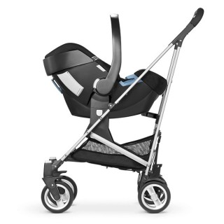 Cybex Aton 4 2016 Kindersitz Manhattan Grey – Bild 3