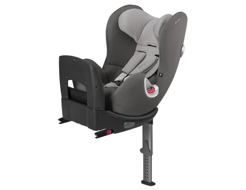 Cybex Sirona 2016 Kindersitz Manhattan Grey – Bild