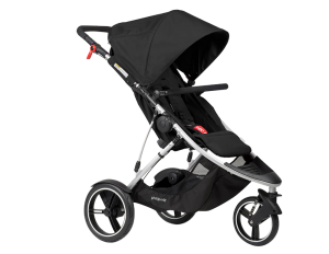 phil & teds Dash Kinderwagen 2017 black – Bild 1