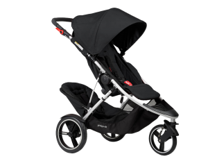 phil & teds Dash Kinderwagen 2017 black – Bild 2