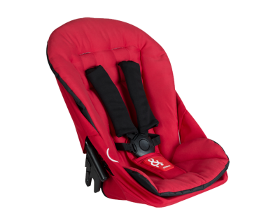phil & teds Dash double kit red – Bild 1