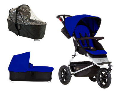 Mountain Buggy Urban Jungle 2015 Bundle Marine – Bild 1