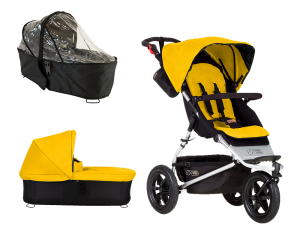 Mountain Buggy Urban Jungle 2015 Bundle Gold – Bild 1