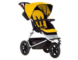 Mountain Buggy Urban Jungle 2015 Bundle Gold – Bild 2