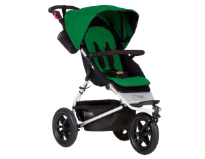 Mountain Buggy Urban Jungle 2015 Bundle Fern – Bild 2