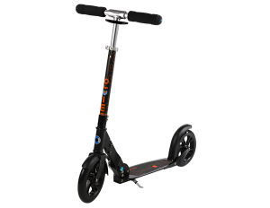 Micro Scooter Black Roller SA0034