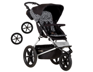 Mountain Buggy Terrain 2018 Babyjogger Graphite  001