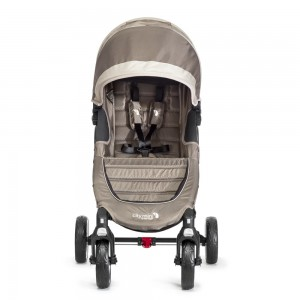 baby jogger CITY MINI™ 4-Rad 2017 - steel/gray – Bild 4