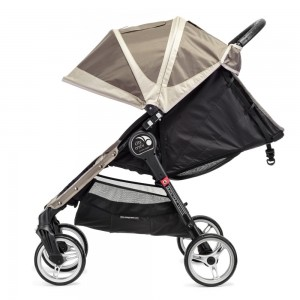 baby jogger CITY MINI™ 4-Rad 2017 - steel/gray – Bild 5