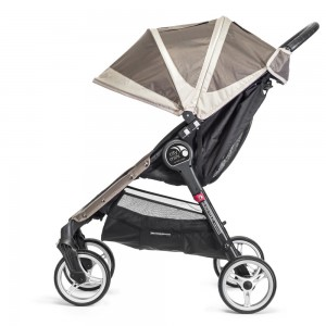 baby jogger CITY MINI™ 4-Rad 2017 - steel/gray – Bild 6