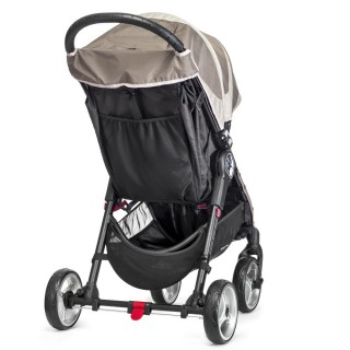 baby jogger CITY MINI™ 4-Rad 2017 - steel/gray – Bild 2