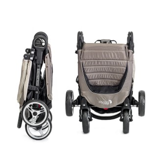 baby jogger CITY MINI™ 4-Rad 2017 - steel/gray – Bild 3