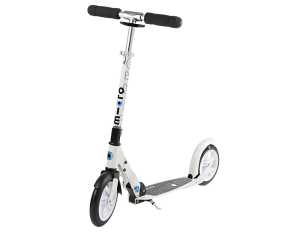 Micro Scooter White Roller SA0031
