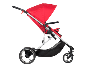 Phil & Teds Voyager Buggy red 2018