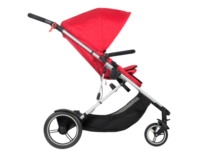 Phil & Teds Voyager Buggy red 2018 – Bild 1