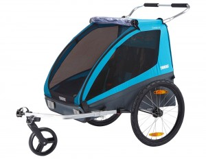 Thule Coaster XT blue Red Kids Bike...