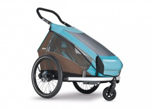 Croozer Regenverdeck Kid2/Kid Plus2 ab...