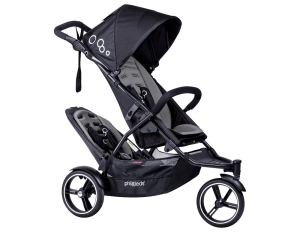phil&teds dot Buggy Kinderwagen Graphite...