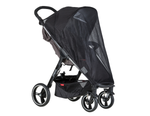 phil & teds Smart Buggy 2016 Sun Cover