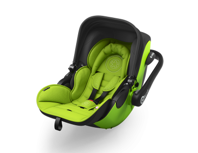 Kiddy Evoluna i-Size 2017 Babyschale inkl. Isofix-Station – Bild 2