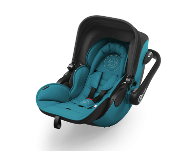 Kiddy Evoluna i-Size 2017 Babyschale inkl. Isofix-Station – Bild 5