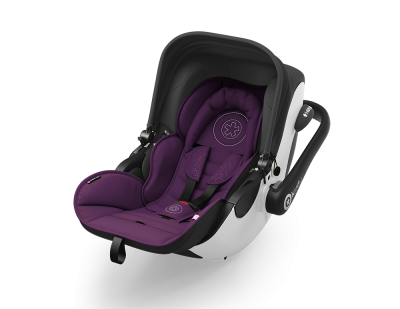 Kiddy Evoluna i-Size 2017 Babyschale inkl. Isofix-Station – Bild 7