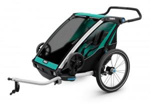Thule Chariot Lite 2 Child Trailer