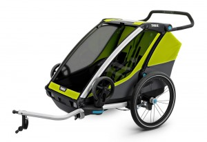 Thule Chariot Cab 2 Child Trailer