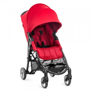 baby jogger CITY MINI™ ZIP Red 2016 -AUSSTELLUNGSWARE- 001