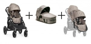Baby Jogger CITY SELECT Premiumpaket...
