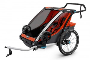 Thule Chariot Cross 1 Child Trailer