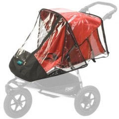 Regenschutz Mountain Buggy Urban Jungle & Terrain bis 2015 – Bild