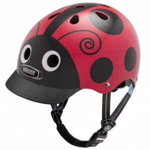 Nutcase Little Nutty Ladybug Kinderhelm