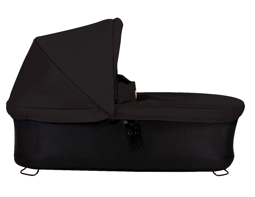 Carrycot Plus Babywanne Black für MB Swift & MB Mini -RETOURENWARE- – Bild