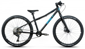 PYROBIKES Twentyfour Ultralight Black -...