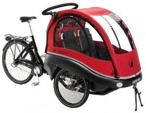 Winther Kangaroo Luxe Bike Pedelec mit...