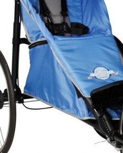 Baby Jogger Staufach für Performance 25th 001