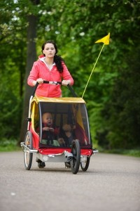 Kindercar Jogger-Set 16''