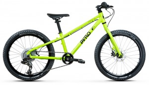 PYROBIKES Twenty Ultralight Green - very...